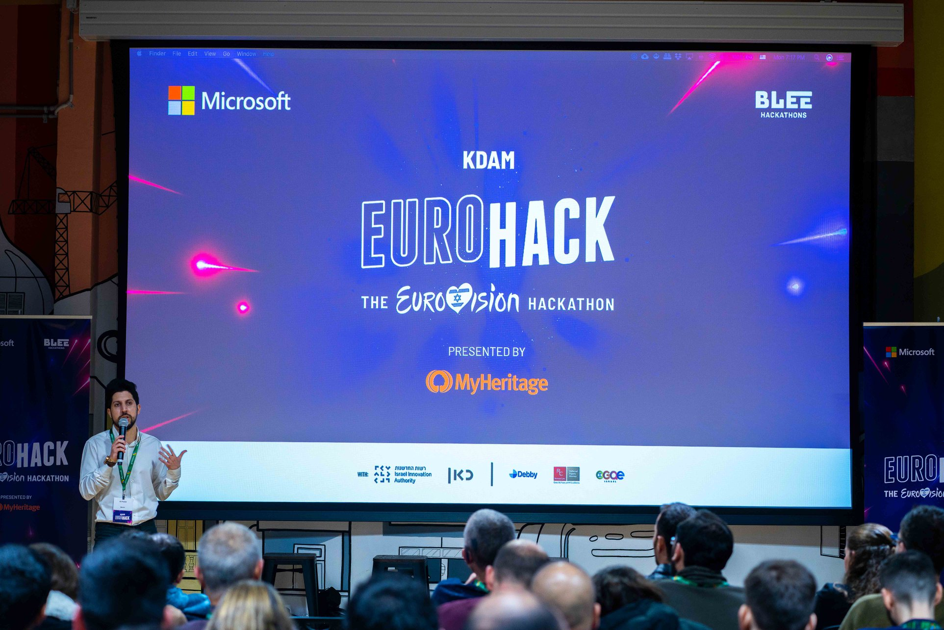 Gil Rabbi, Rabbi Interactive CEO on Eurovision 2019 Hackaton